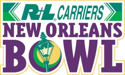 R+L Carriers History - New Orleans Bowl