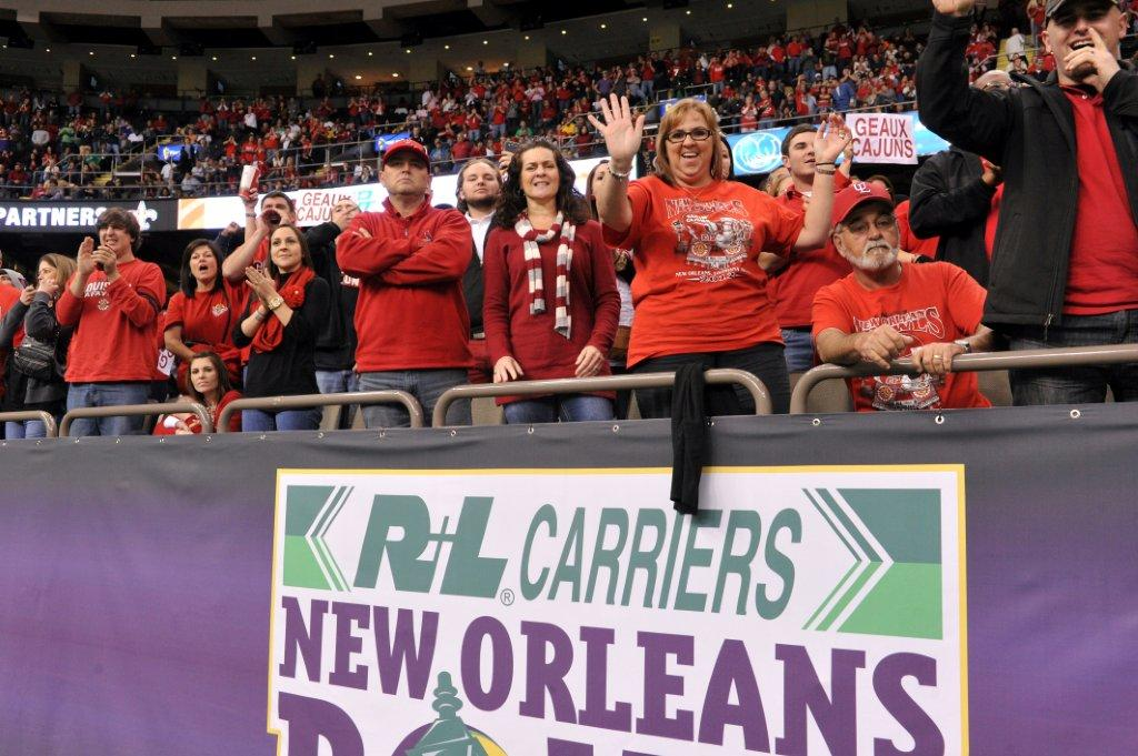 2012 R+L Carriers New Orleans Bowl