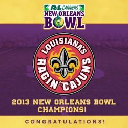 Louisiana takes the Trophy