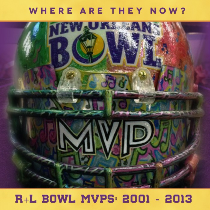 Looking back at our 13 R+L Bowl Most Valuable Players (MVPS)