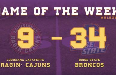 Week 4 final scores