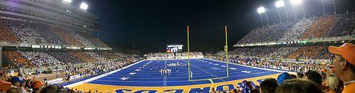 Boise's Bronco Stadium