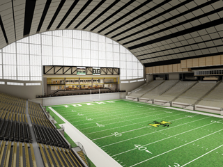 Idaho's Kibbie Dome