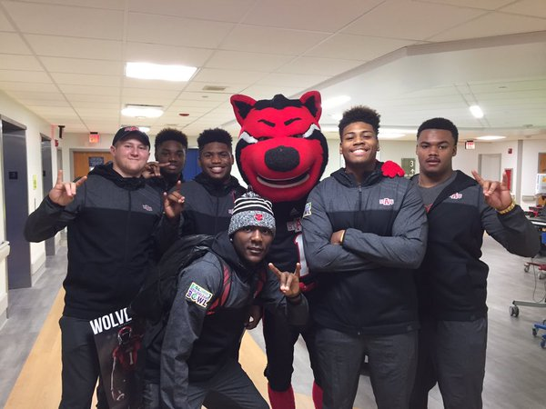 Arkansas State football team