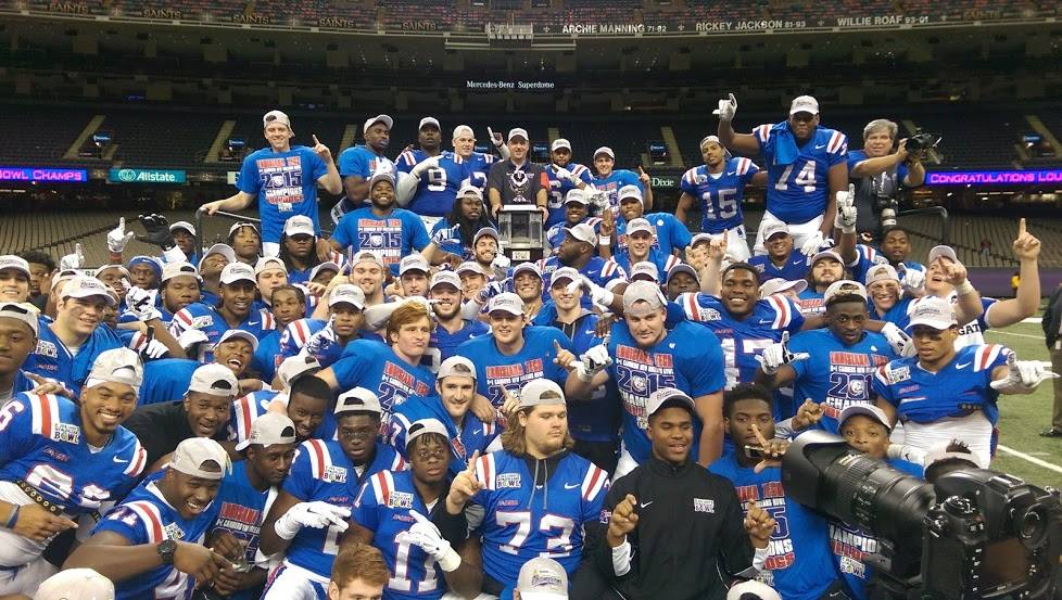 Louisiana Tech wins R+L Carriers New Orleans Bowl