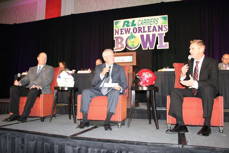 New Orleans Bowl coaches