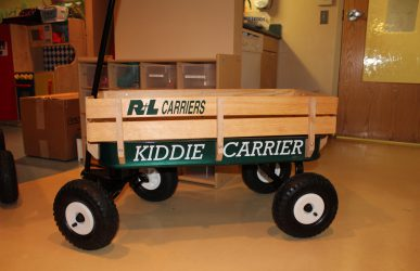 Kiddie Carrier Wagon