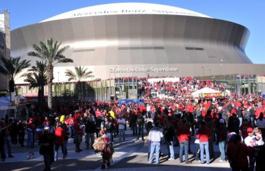 Mercedes Benz Superdome